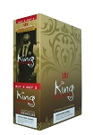 King Edward Foil Cigarillos Natural 3for2