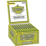 Swisher Sweets Cigarillos White Grape Box