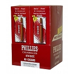 Phillies Cigarillos Sweet FoilFresh 20/3