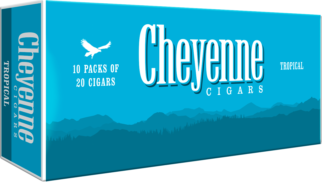 Cheyenne Filtered Cigars Tropical
