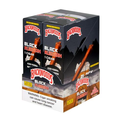 Backwoods Black Russian 24ct