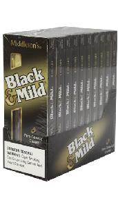 Black & Mild Original Cigars Pack