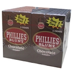 Phillies Blunt Chocolate Cigars B1G1 Pack