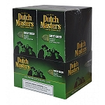 Dutch Masters Cigarillos Sweet Green Foil 20/3