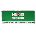 Muriel Little Cigars Menthol