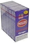 Phillies Cigarillos Grape Pack B1G1