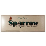 Sparrow Filtered Cigars Blend No 23 Menthol