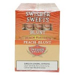 Swisher Sweets Blunt Cigars Peach Pack