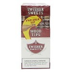 Swisher Sweets Wood Tip Cigarillos Pack