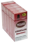 Phillies Cigarillos Strawberry Pack B1G1