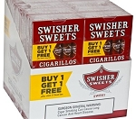 Swisher Sweets Cigarillos Regular Sweet Pack