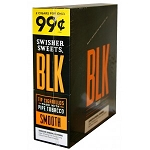 Swisher Sweets BLK Cigars Smooth Foil 15/2