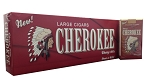 Cherokee Filtered Cigar Cherry