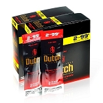 Dutch Masters Cigarillos Foil Atomic Fusion Fire 2for99