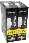 White Owl Cigarillos Foil Fresh Black Pre-Priced