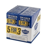 Swisher Sweets Cigarillo Blueberry Pack 5FOR3