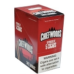 CHIEFWOODS CIGARS SWEET AROMATIC