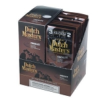 Dutch Masters Cigarillos Chocolate foil 20/3