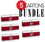 Clipper Filtered Cigars Cherry Bundle 5