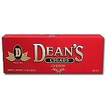 Deans Large Filtered Cigars Cherry