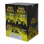 Dutch Masters Cigarillos White Grape Foil 20/3