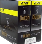 Dutch Masters Cigarillos Foil Blend Silver 2for99