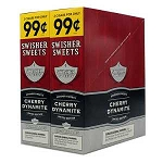Swisher Sweets Cigarillos Foil Cherry Dynamite Pre-Priced