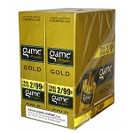 Game Foil Fresh Cigarillos Honey Pre-Priced