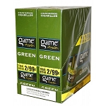 Game Foil Fresh Cigarillos Green Pre-Priced