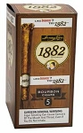 Garcia Y Vega 1882 Bourbon Cigars 8 Packs of 5