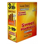 Good Times Cigarillos Sweet Madness 15/3 Pre-Priced