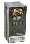 Dutch Masters Cigarillos Green Vanilla