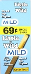 Good Times Little & Wild Mild Wood Tip Pre-Priced
