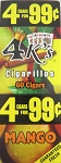 Good Times 4K's MANGO CIGARILLOS PRE-PRICED