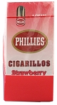 Phillies Cigarillos Strawberry Pack