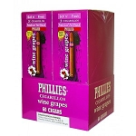Phillies Cigarillos Wine Grapes FoilFresh 20/3