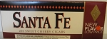Santa Fe Filtered Cigars Cherry