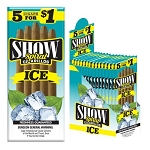 Show Cigarillos Foil Ice Pre-Priced 5FOR$1