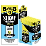 Show Cigarillos Foil Cream Pre-Priced 5FOR3