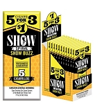 Show Cigarillos Foil Buzz Pre-Priced 5FOR3