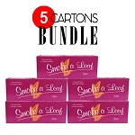 Smoke a Leaf Filtered Cigar Grape Bundle 5