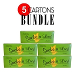 Smoke a Leaf Filtered Cigar Menthol Bundle 5