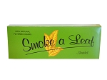 Smoke a Leaf Filtered Cigar Menthol