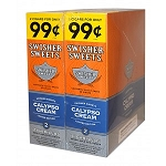 Swisher Sweets Cigarillos Foil Calypso Cream Pre-Priced