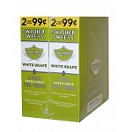 Swisher Sweets Cigarillos Foil Pack White Grape Pre-Priced