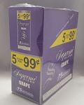 Supreme Blend Grape Pre-Priced 5 for .99
