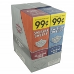 Swisher Sweets Cigarillos Foil Fire & Ice Pre-Priced
