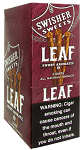 Swisher Sweets Leaf Sweet Aromatic Pre-Priced 3 for $1.79