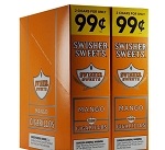 Swisher Sweets Cigarillos Foil Pouch Mango Pre-Priced