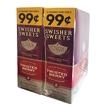 Swisher Sweets Cigarillos Foil Pouch Twisted Berry Pre-Priced
